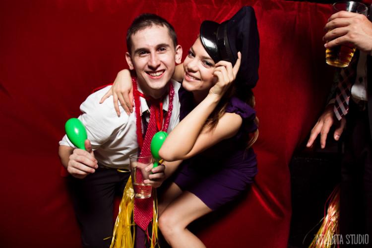 Judy & Jorge // Wedding Photobooth