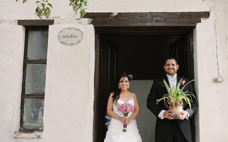 Daniela & Luis // Wedding