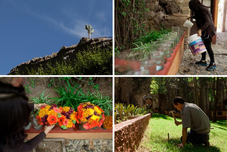 Ivette & Marcos, Ex Hacienda San Gabriel de la Barrera, Boda en Guanajuato
