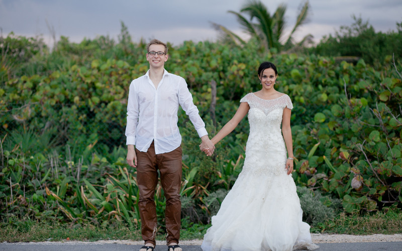 Tulum Riviera Maya Trash The Dress, Miriam & Tim