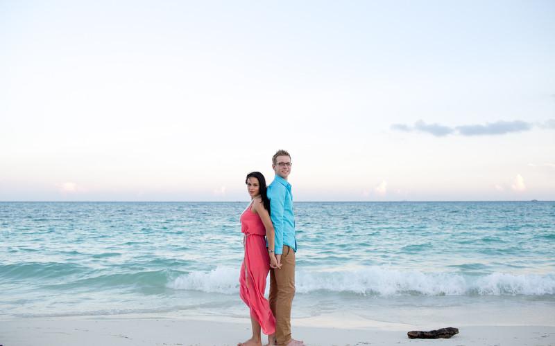 Miriam & Tim, Playa del Carmen, Riviera Maya, E-session