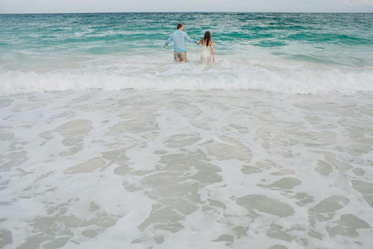 Heidy & Jeff, Day After Session, Riviera Maya