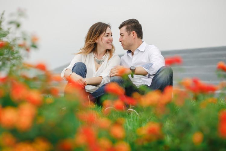 Jessica & Jose Antonio, Sesion casual en Monterrey