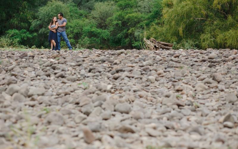 Claudia & Gabriel // Sesión de fotos en el Cañón de Fernández