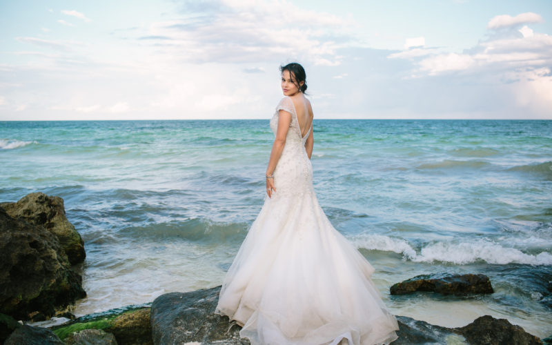 Tulum Trash The Dress