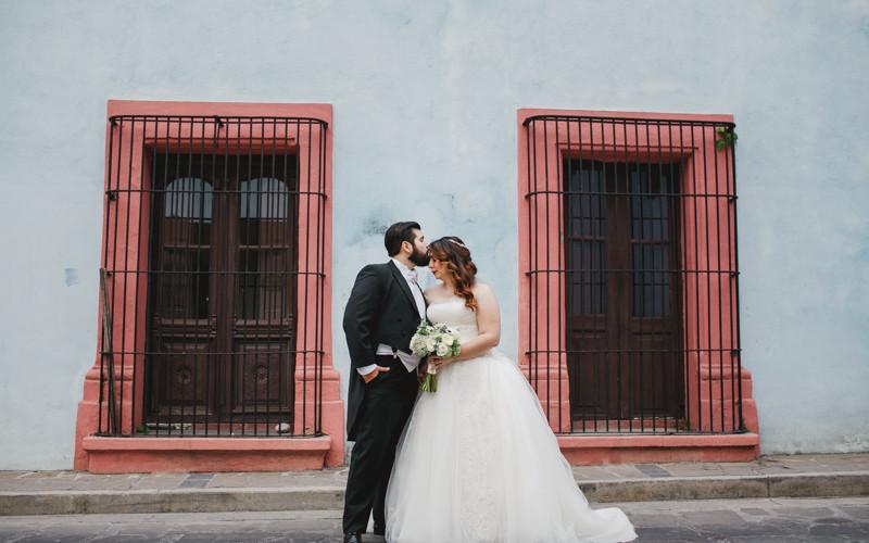 Boda en Monterrey, Ana & Manuel