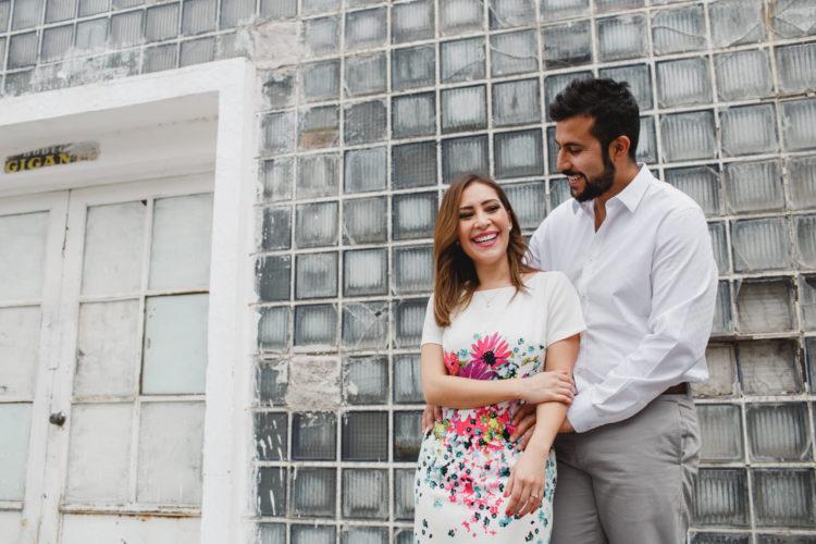Karla & Pedro // Sesión en Casa Madero Parras