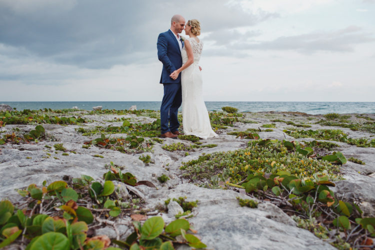 Laura & Mike // Riviera Maya Wedding