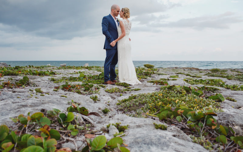 Laura & Mike // Riviera Maya Wedding