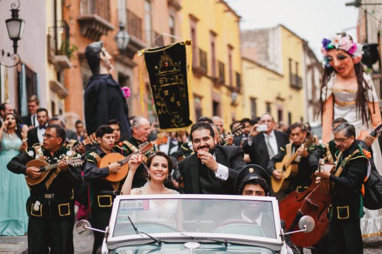 Boda en San Miguel de Allende // Ruth & Carlos