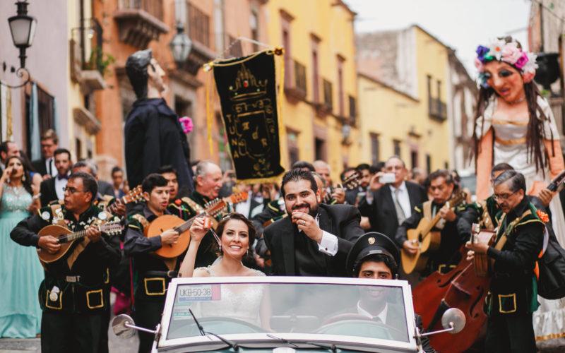 San Miguel de Allende // Ruth & Carlos