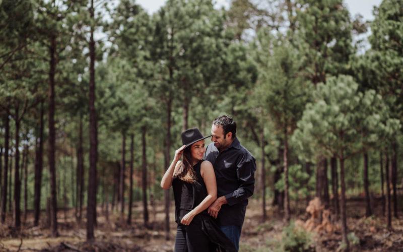 Sesión casual en Rancho Molinillos, Durango // Paty & Javi
