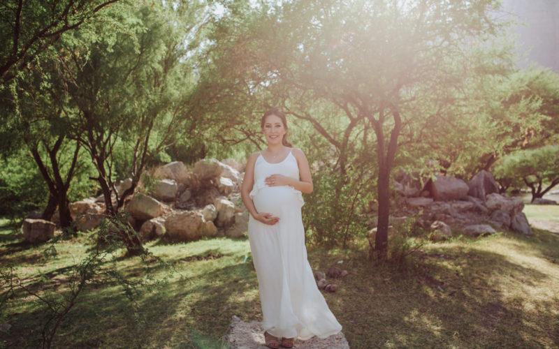 Karla, Agustina & Pedro // Sesión de Maternidad