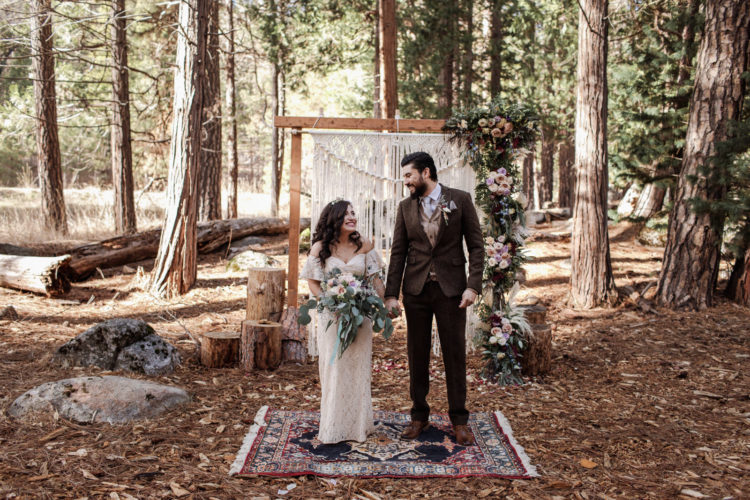 Yosemite Wedding Photographer // Ale & Alexander