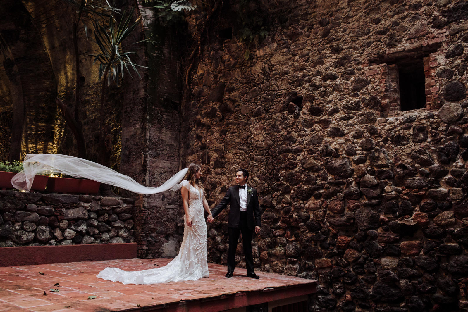 hacienda de cortes boda