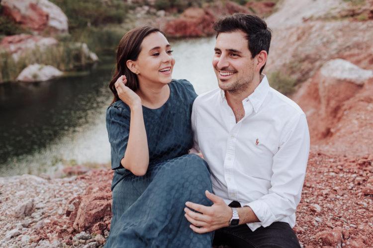 Sesión casual en Palmito, Dgo // Marcela & Andrés
